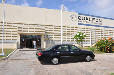 Qualfon Call Centre is gearing for a major expansion with thousands more to be employed.