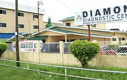 Patients  quarantining at Diamond to remain as it closes for upgrade