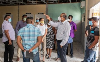 Diamond Hospital to be fully rehabilitated in two months